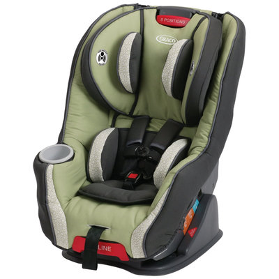 Graco Size4Me 65 Convertible Car Seat - GoGreen - 1 ct.