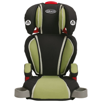 Graco Highback TurboBooster Car Seat Go Green