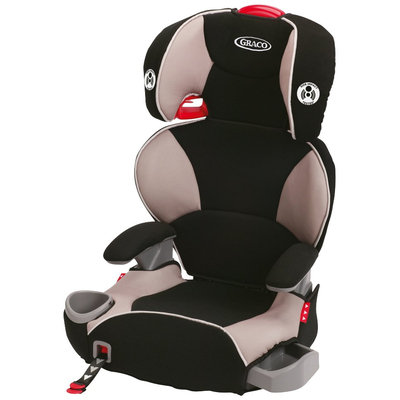 Graco Highback Booster Seat with LATCH - Pierce - 1 ct.