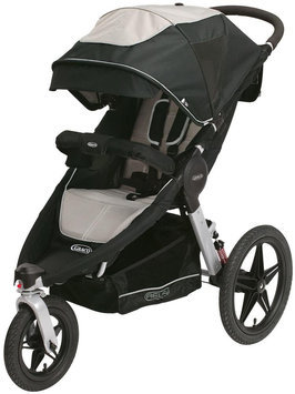 Graco Relay Click Connect Performance Jogger in Pierce