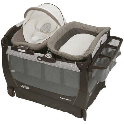 Graco Pack 'n Play Playard with Snuggle Suite - Abbington