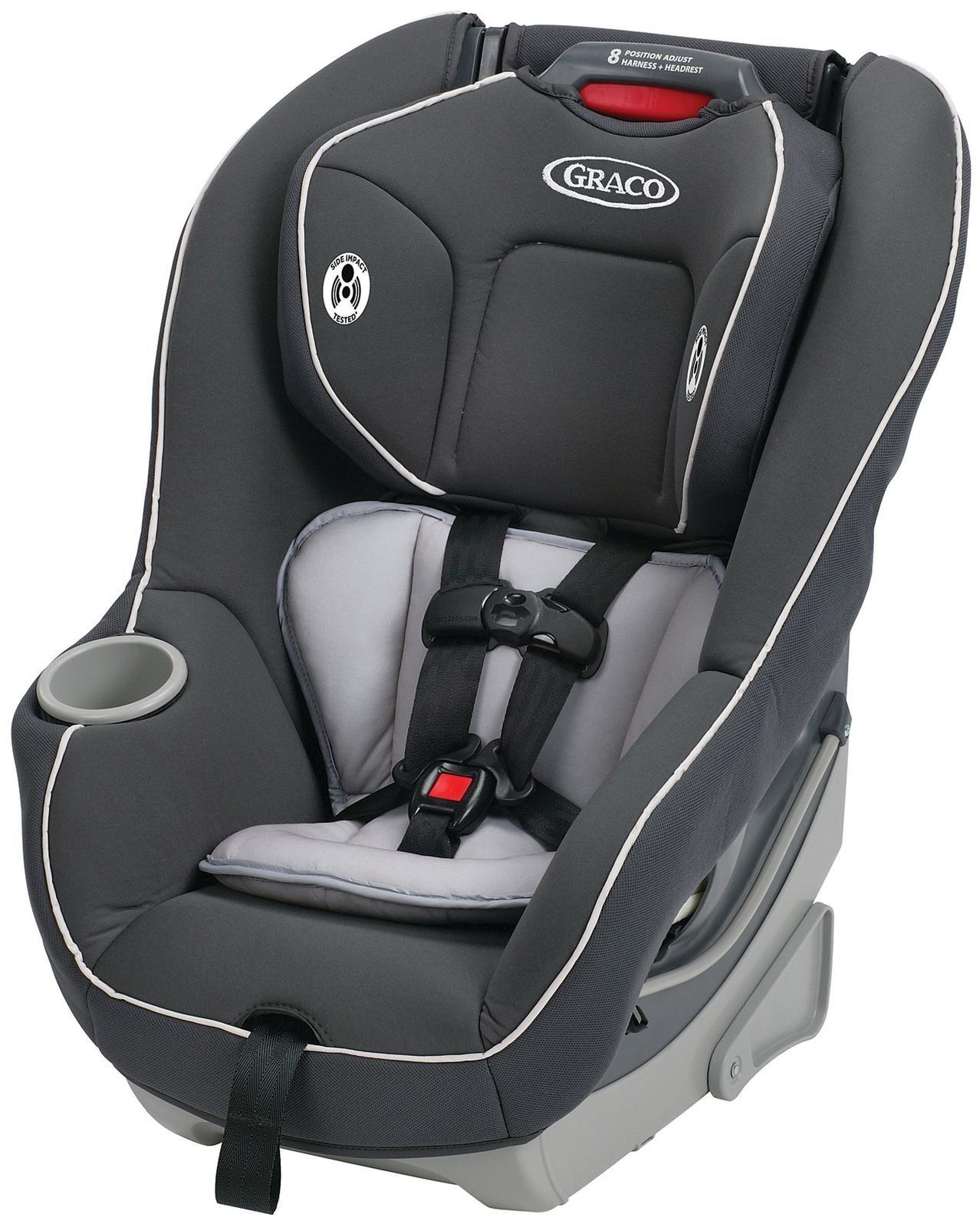 Graco Contender 65 Convertible Car Seat - Glacier - 1 ct.