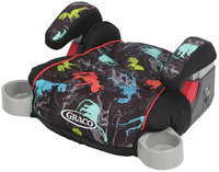 Graco TurboBooster Backless Car Seat - Dinorama - 1 ct.