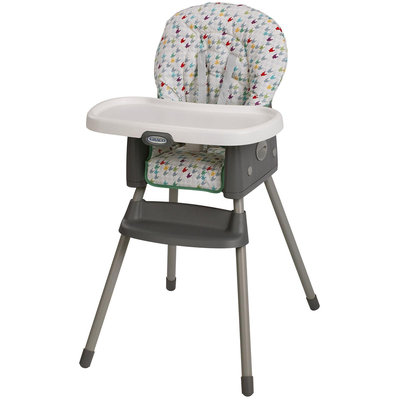 Graco Simple Switch Highchair and Booster - Lambert