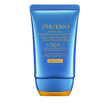 Shiseido Expert Sun Aging Protection Cream SPF50 WETFORCE
