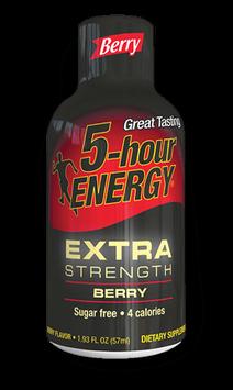 Berry Extra Strength 5-hour ENERGY® Shot
