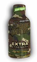 Sour Apple Extra Strength 5-hour ENERGY® Shot