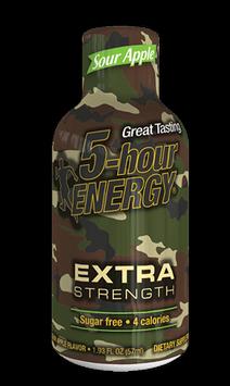 Sour Apple Extra Strength 5-hour ENERGY® Shot