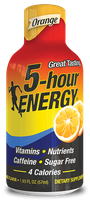Orange Regular Strength 5-hour ENERGY® Shot