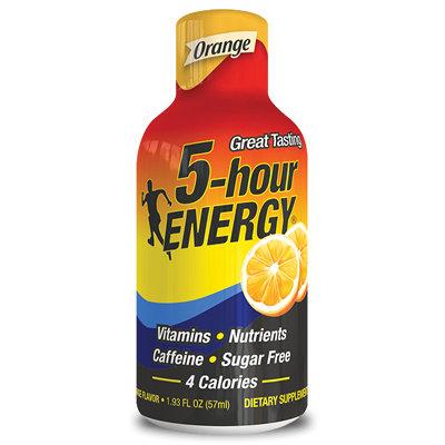 Orange Regular Strength 5-hour ENERGY® Shot