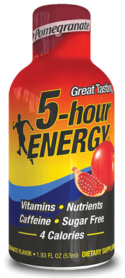 Pomegranate Regular Strength 5-hour ENERGY® Shot
