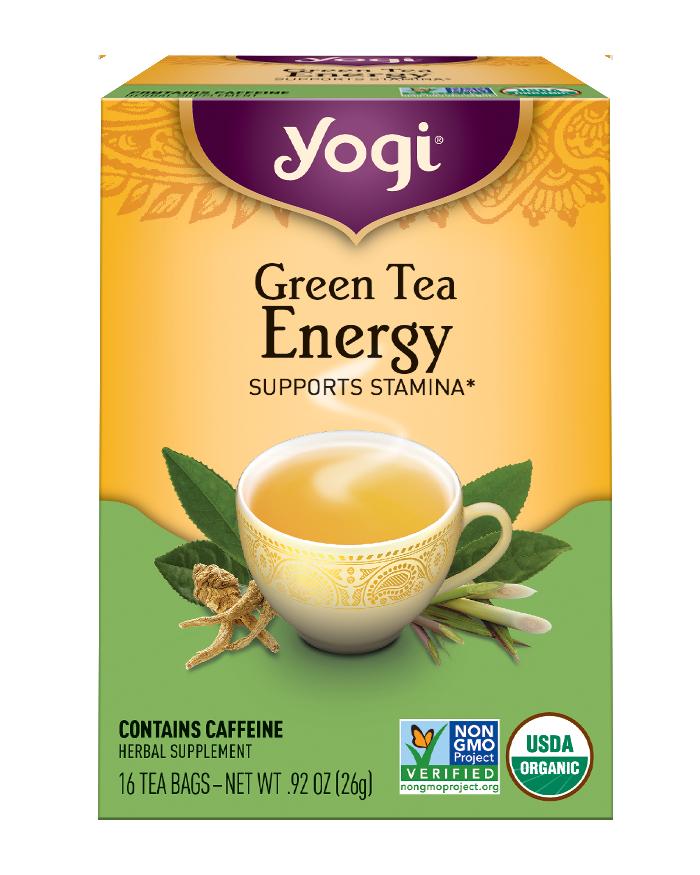 Yogi Tea Green Tea Energy
