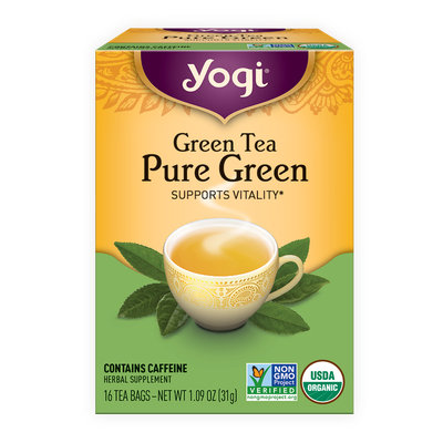 Yogi Tea Green Tea Pure Green