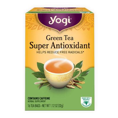 Yogi Tea Green Tea Super Antioxidant