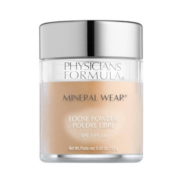 Physicians Formula Mineral Wear® Talc-Free Mineral Loose Powder SPF 16