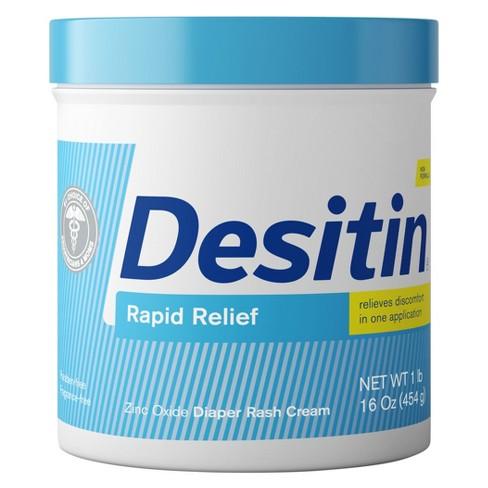 DESITIN® Rapid Relief Diaper Rash Cream