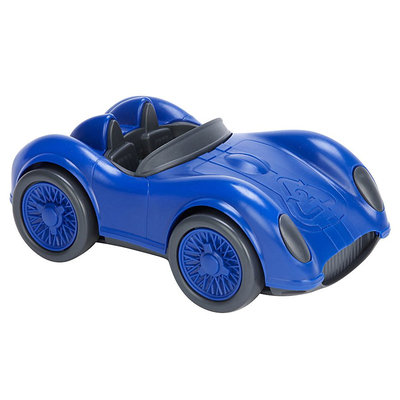 Green Toys - Race Car Ages 1 Blue