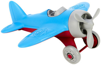 Green Toys - Airplane Ages 1 Blue