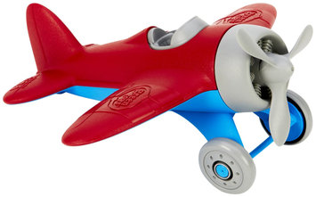 Green Toys Airplane Red by Green Toys