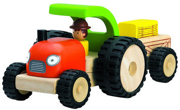 Wonderworld Ww-4042 Mini Tractor