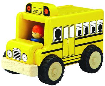 Wonderworld Ww-4047 Mini School Bus