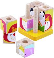 Wonderworld Safari Cubes - 1 ct.