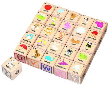 Wonderworld Wonder Abc Blocks - 1 ct.