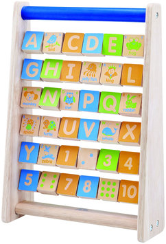 Wonderworld Wed-3117 Alphabet Frame