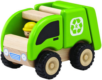 Wonderworld Mini Recycling Truck - 1 ct.