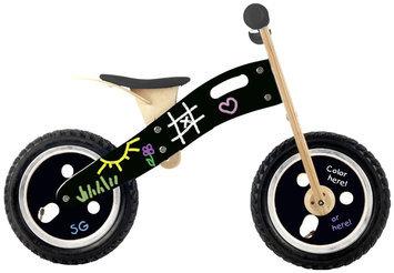 Smart Gear Graffiti Black - Smart Balance Bike