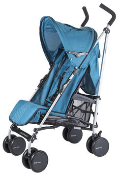 guzzie+Guss Sparrow Umbrella Stroller - Aqua - 1 ct.
