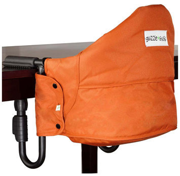 Babies R Us guzzie+Guss Perch Hanging High-Chair - Orange