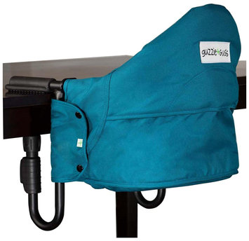 guzzie+Guss Perch Hanging Highchair - Aqua - 1 ct.