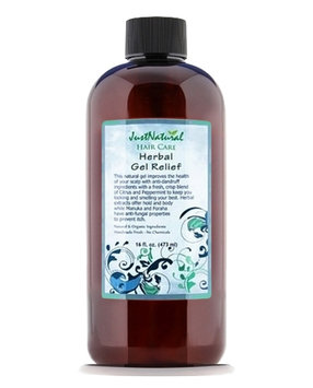 Just Natural Products Herbal Gel Relief