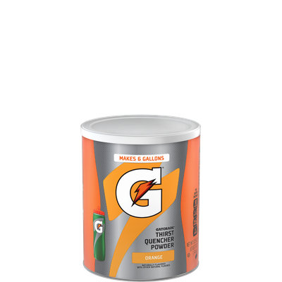 Gatorade® G® Series Perform Orange Powder
