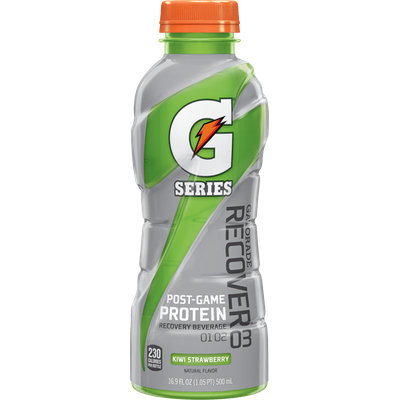 Gatorade® Recover Post-game Recovery Beverage - Kiwi Strawberry