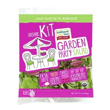 Earthbound Farm The Organic Garden Party Salad Kit