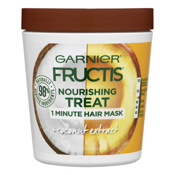 Garnier Fructis Nourishing Treat 1 Minute Hair Mask + Coconut Extract