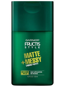 Garnier Fructis Matte + Messy Liquid Hair Putty for Men