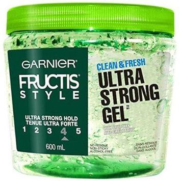 Garnier Fructis Style Clean & Fresh Ultra Strong Gel