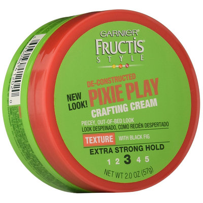 Garnier® Fructis® Style De-Constructed Pixie Play Crafting Cream