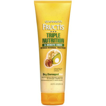 Garnier Fructis Triple Nutrition 3-Minute Undo Dryness Reversal Treatment