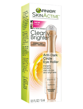 Garnier SkinActive Clearly Brighter Anti-Dark-Circle Eye Roller