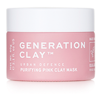 Generation Clay Urban Defence Purifying Pink Australian Clay Mask