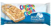 General Mills Cinnamon Toast Crunch Milk 'n Cereal Bars