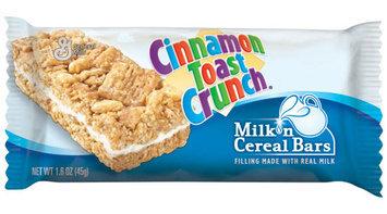 General Mills Cinnamon Toast Crunch Milk 'n Cereal Bars