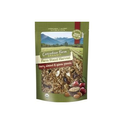 Cascadian Farm Organic Farm Stand Harvest Cherry Almond & Quinoa Granola