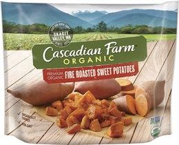 Cascadian Farm Organic Fire Roasted Sweet Potatoes