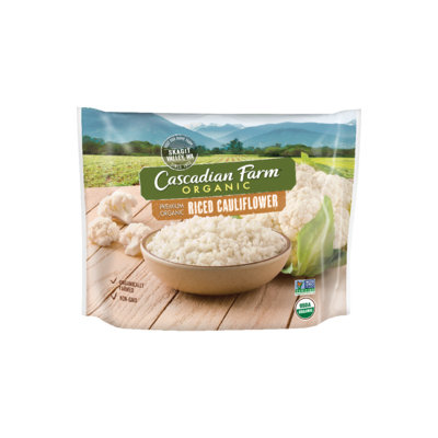 Cascadian Farm Organic Riced Cauliflower