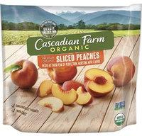 Cascadian Farm Organic Sliced Peaches